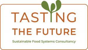 Tasting the Future logo